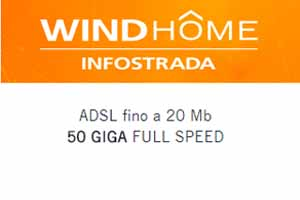 wind home infostrada adsl