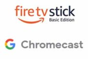 confronto google chromecast - amazon fire tv stick
